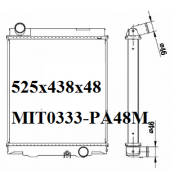 02 up FUSO CANTER 4D33