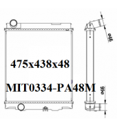 02 up Canter FUSO 4D33