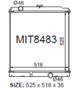 1999 up CANTER FE FG